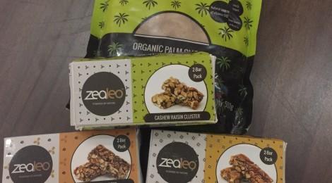 Product Review: Zealeo - Paleo Foods