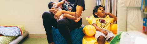 World Breastfeeding Week : Interview and photoshoot